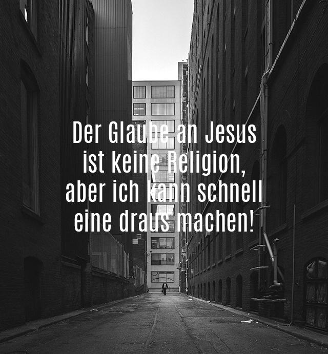 Die Menschen sehen, wie Jesus sie sieht!