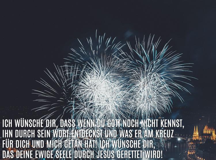 2018 - ein neues Jahr mit Gott!
