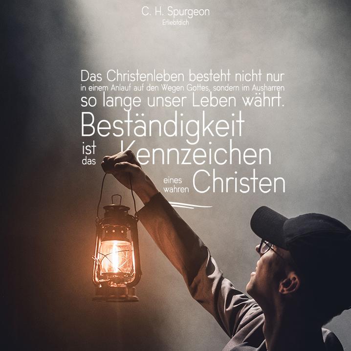 Woraus besteht das Christenleben?