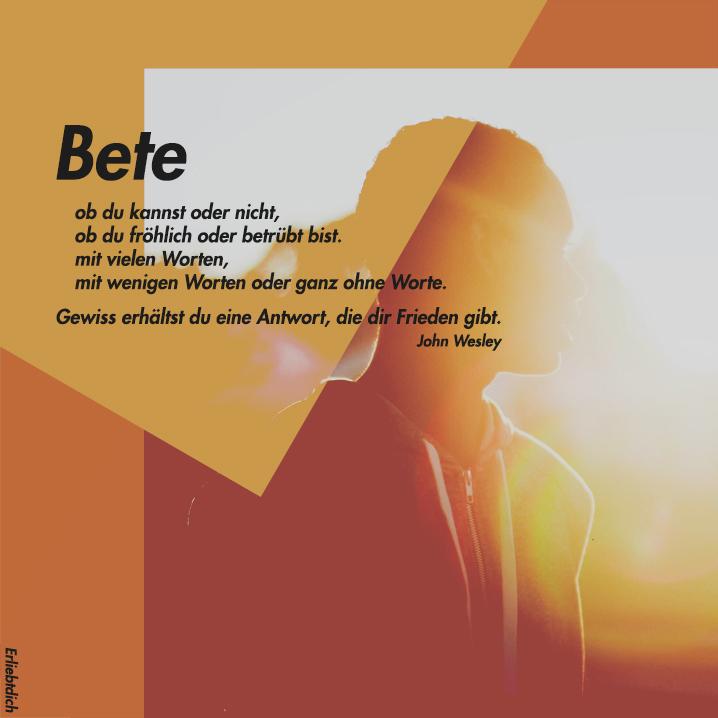Bete!