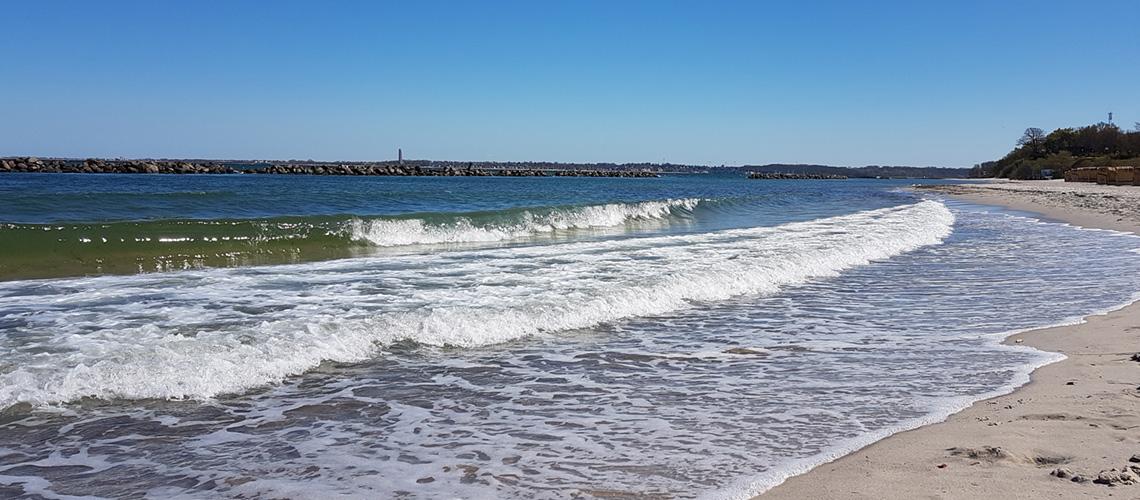 Sehnsucht nach Meer.