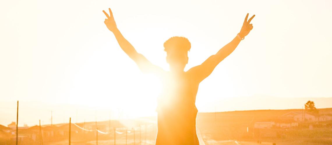 Der Gott des Friedens möge dir Frieden geben!