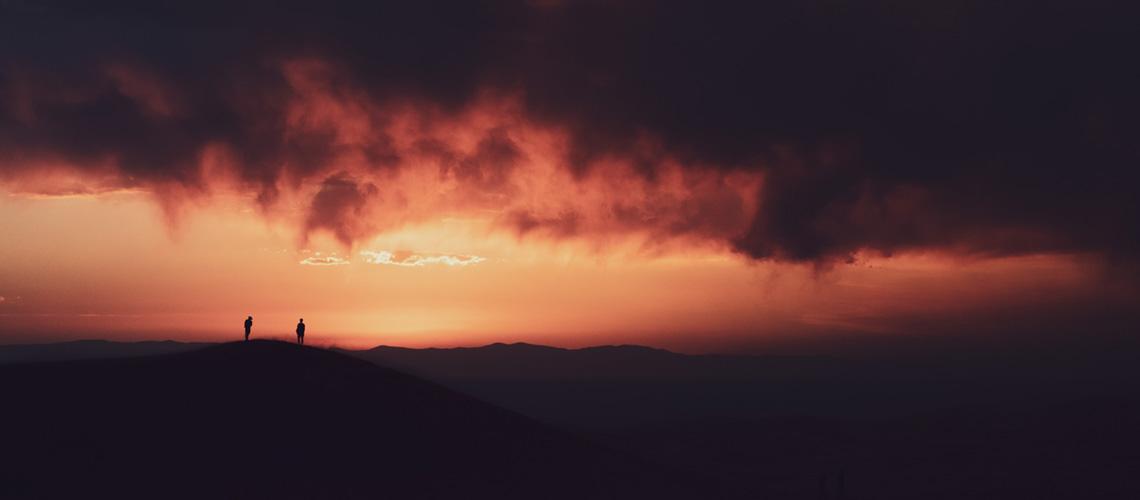 Wenn der Sturm aufzieht, vertraust du Gott immer noch?