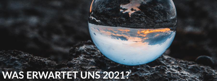 Utopie oder Dystopie - was erwartet uns 2021?