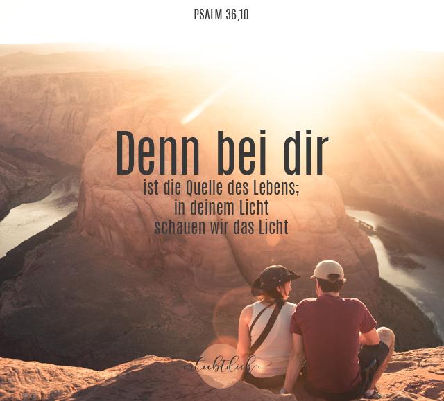 Bibelsprüche für den Alltag