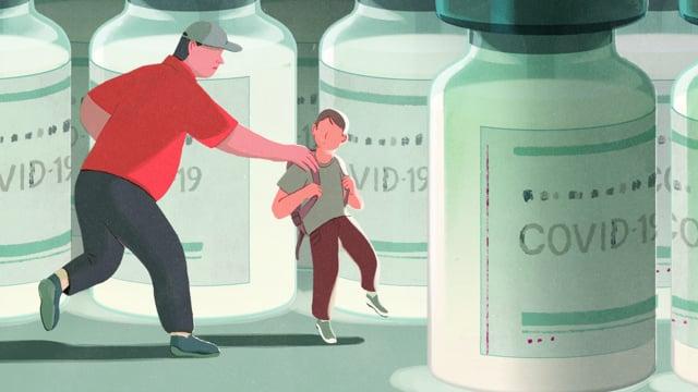 Solange nicht jeder auf der Welt geimpft ist, wird niemand sicher sein!