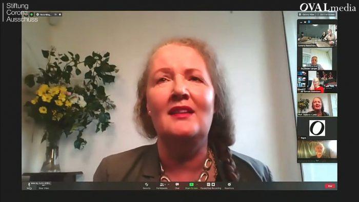 Der Mensch wird genetisch verändert, es ist keine Impfung! Prof. Dr. Cahill
