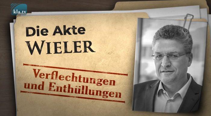 Die Akte Wieler: Verflechtungen und Enthüllungen